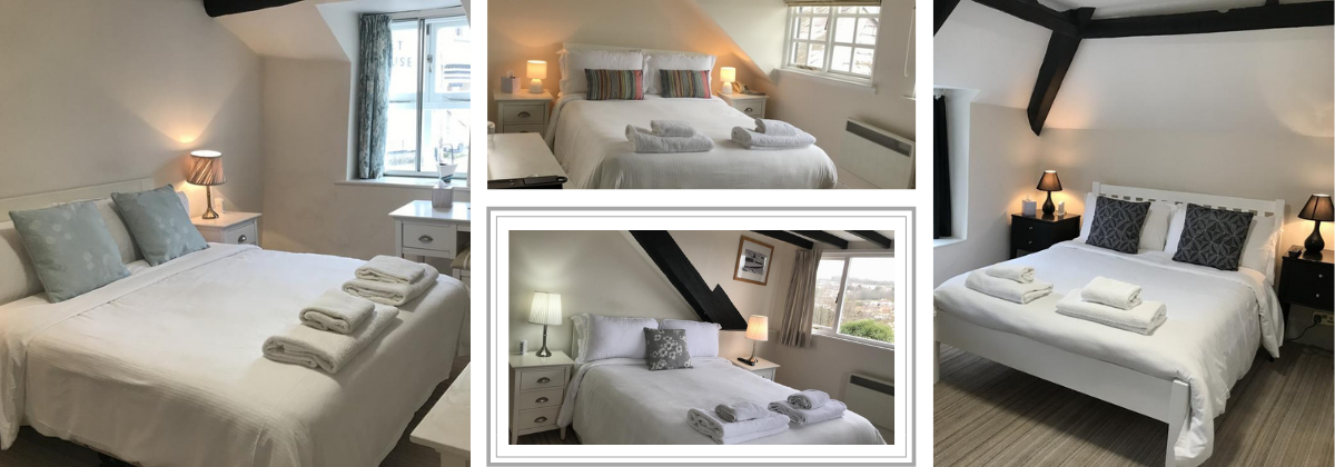 double rooms at the mariners hotel lyme regis